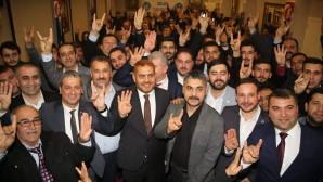 İbrahim GÜL'e Belen'de gençlerden büyük destek!