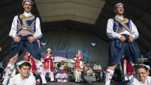 'Kıbrıs Türk Kültür Sanat Festivali' Londra'da düzenlendi.
