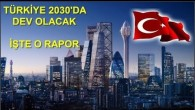 İngilizlerin 2030 Türkiye raporu ve Avam Kamarası yankıları