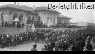 Atatürk'ün Devletçilik ilkesi nereye dayanıyor?