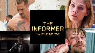The İnformer – Tre Sekunder 2019 fragmanı