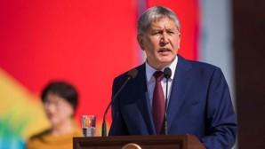Atambayev'in evine baskın düzenlendi