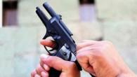 Kırşehir'de rastgele ateş açtı: babasını öldürdü