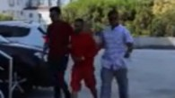Telefon dolandırıcısı suriyeli, Tekirdağ'da tutuklandı.