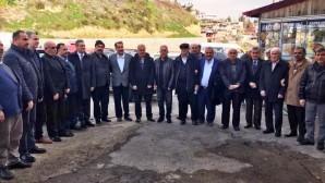 Cumhur İttifakı'na Belen'de muhtarlardan tam destek!