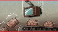 """Korkunç tespit! """"televizyon seyretmeye günde 4 saat ayrılıyor."""""""