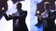 Kullanıcıların beğenisine sunulan Samsung'un katlanabilir telefonu