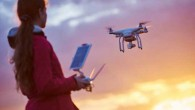 Drone çalışmalarına SAMSUNG'ta katıldı.