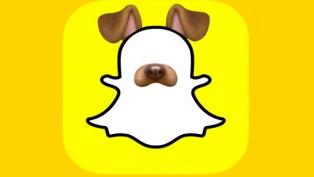 Snapchat'e eğlenceli güncelleme – Köpek efektleri