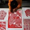 'Kağıt Kesme Sanatı' ölümsüz Çin geleneği