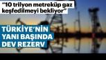 Akdeniz'de 3 trilyon metreküp Doğalgaz rezervi!
