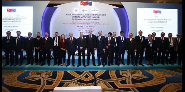 İşkur ve Suriyeli Mülteci istihdamının perde arkası