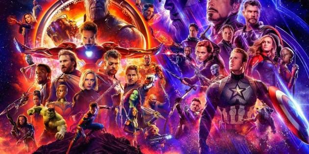 Yenilmezler 4 Son Oyun – Avengers 4 End Game 2019 film fragmanı