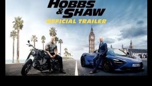 Hızlı ve Öfkeli: Hobbs and Shaw 2019 fragman izle