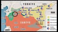 """Türkiye'nin hedefi; """"Fırat'ın Doğusu değil HALEP'tir"""""""