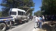 Adana'da feci kaza: 2 ölü