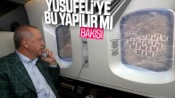 CB. Erdoğan, Artvin/Yusufeli'deki yeni konutları inceledi