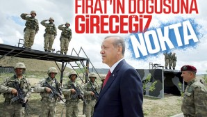 """Erdoğan, """"Suriye'nin kuzeyine operasyon çok yakında"""""""