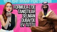 Muhammed Bin Selman ile Lindsay Lohan'ın yasak aşkı