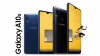Samsung Galaxy A10s ve özellikleri tanıtıldı.