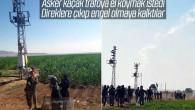 Şırnak'ta kayıt dışı elektrik trafolarına operasyon