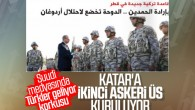 Turkey's military has established bases in Qatar stronger