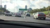 İstanbul'da iki trafik magandası kameralara takıldı