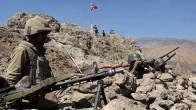 Bitlis'te yapılan operasyonlarda 5 terörist öldürüldü.