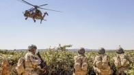 Kuzey Irak'ta 5 PKK'lı terörist etkisiz hale getirildi