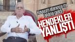 """Ahmet Türk: """"Hendek olaylarını doğru bulmuyorum"""""""
