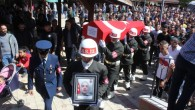 Beyin kanamasından şehit olan asker için tören düzenlendi.