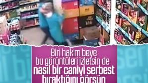 Saldırıya uğrayan kadına şiddet, tehdit devam etti.