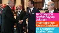 Erdoğan ile İmamoğlu'nun güldüren diyalogu