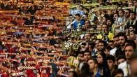 Fenerbahçe'den Galatasaray'a gönderme: 'Bağırın'