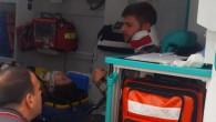 Kocaeli-gölcük'te, trafik kazası: 14 işçi yaralı