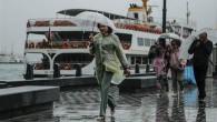 Meteoroloji'den İstanbul sağanak yağış uyarısı