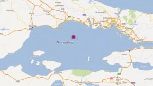 Silivri'de 3.6 şiddetinde deprem meydana geldi