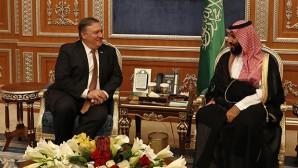 Suudi Prens Selman, ABD ile 'KAŞIKÇI' olayını görüştü