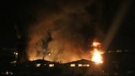 Tekstil fabrikasında yangın: Yer Kırklareli