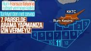 Türkiye Dışişleri'nden Rum Kesimi'ne uyarı