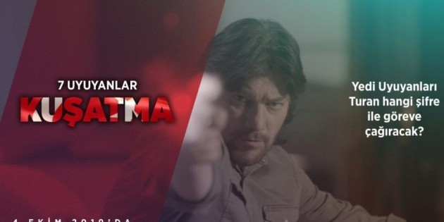 Kuşatma Yedi Uyuyanlar 2019 film fragmanı ve tanıtımı