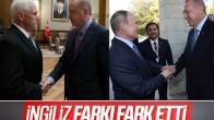 Erdoğan ile Putin'in samimiyeti gözlerden kaçmadı