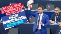 İtalyan vekilden parlamentoda ilginç tepki