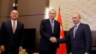 Soçi'de Putin-Erdoğan görüşmesi başladı