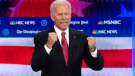 Biden ahead in U.S. Democrats ' nomination race