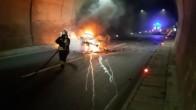 Cankurtaran Tüneli'nde kaza: 1 ölü 2 yaralı