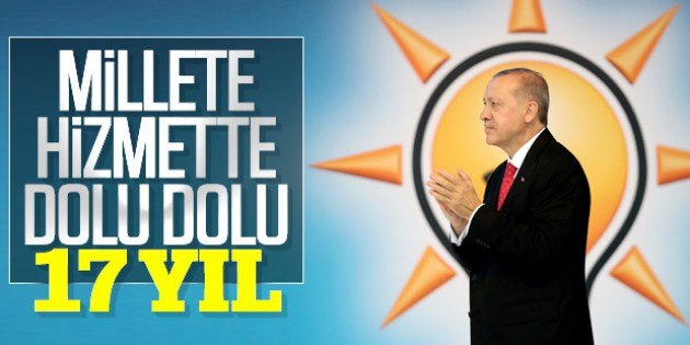 Erdoğan'dan 3 Kasım vurgulu tweet