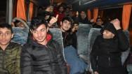Yunan güvenlik güçleri, 30 göçmeni dövüp Türkiye'ye itti