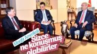 ABD Büyükelçisi Satterfield, Kılıçdaroğlu'nu ziyaret etti