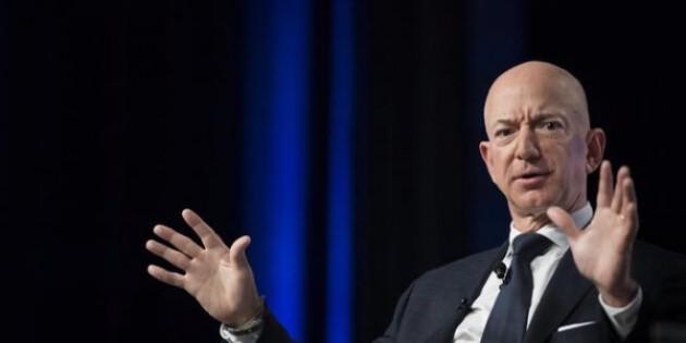 ABD'de ihale kaybeden Amazon Trump'ı suçladı